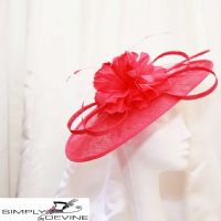 Hot pink mother of the bride hatinator 13103/ SD68